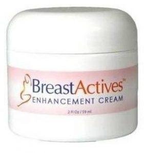 Breast Actives cream